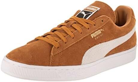 PUMA Men's Suede Classic + Fashion Sneaker