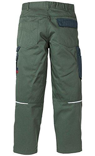 100805 Pantalon Kansas Army Fristads Green Green Workwear army nbsp;artisan Light LVGqSUpzM