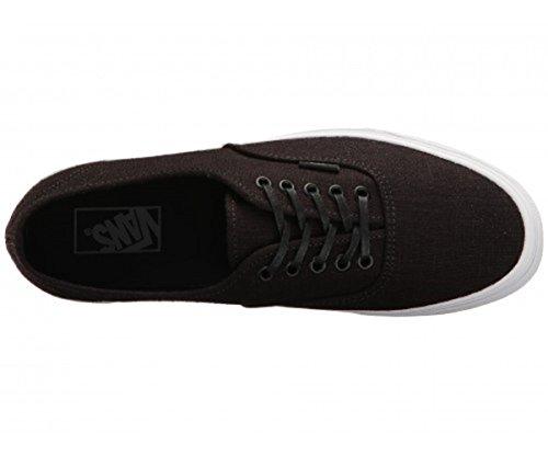 Vans Authentic (hemp Linen) Black / True Size 5.5m