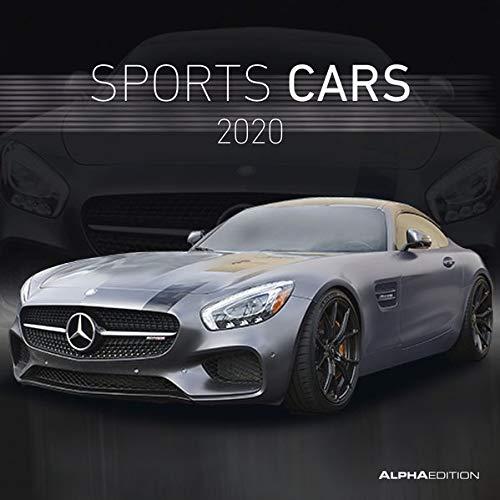 Sports Cars 2020 Broschurenkalender Amazon Co Uk Books