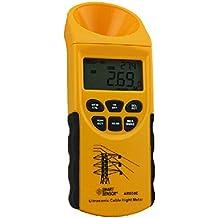 Ar600e Digital Ultrasonic Cable Height Meter,smart Sensor