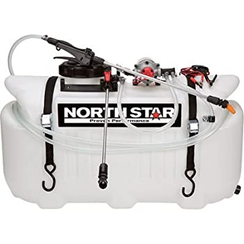 41R2ltFl81L._SL500_AC_SS350_ amazon com northstar atv broadcast and spot sprayer 16 gallon Spot Sprayer UTV at crackthecode.co