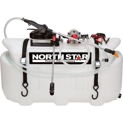 NorthStar ATV Broadcast and Spot Sprayer - 26 Gallon, 2.2 GPM, 12 Volt - Spot Weed