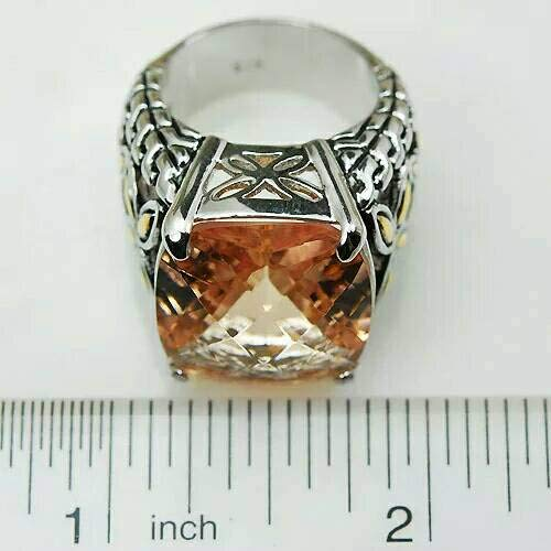 7 Tanakorn Women 925 Sterling Silver Ring