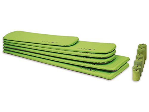 Exped SIM Lite 3.8 inflatable mat 3.8 M green