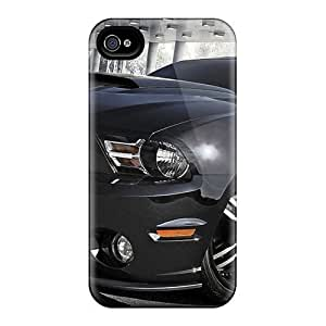 New Premium MeSusges 2011 Mustang Dub Edition Skin Case Cover Excellent Fitted For Iphone 4/4s