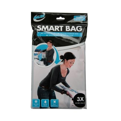 Balbo 5207873 Sacs à Vide vêtements Smart Bag Original Jumbo 110x100 cm, Transparent, 110x100cm Van Assendelft - Hollander Bogaert (FR) fr automotive VAOM0