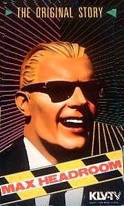 Max Headroom: The Original Story