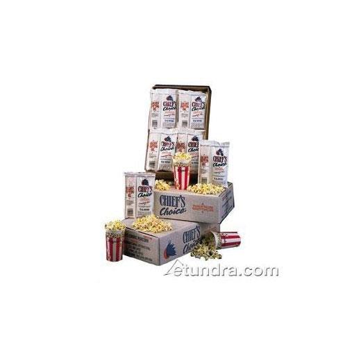 4 Ounce Popcorn Kits (Star CC36-4OZ Chief's Choice Popcorn Kit - (36) 4 oz. Packs)