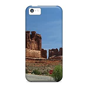 Excellent Iphone 5c Case Tpu Cover Back Skin Protector Stop Take A Look