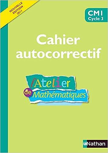 Télécharger en ligne L'Atelier de Mathématiques CM1 pdf, epub ebook