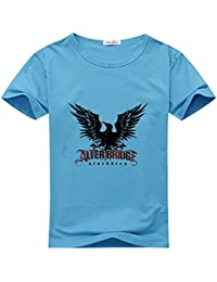 Alter Bridge Blackbird Album Women's Crew Neck Tee Shirt