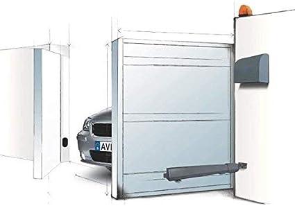 Avidsen KHEA 114152 - Motorización para puerta de garaje basculante, color gris: Amazon.es: Bricolaje y herramientas