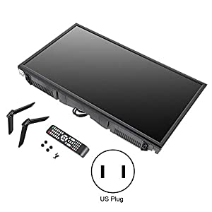 43-Inch HD HDR LCD TV, 1080P Digital Television, Voice Searching Function, Supports USB/HDMI/RF Antenna Input/Headphone… 8