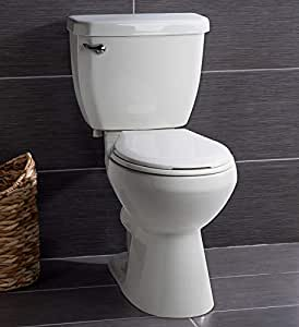 Miseno Mno1500c High Efficiency 1 28 Gpf Two Piece Round Chair Height Toilet With Seat