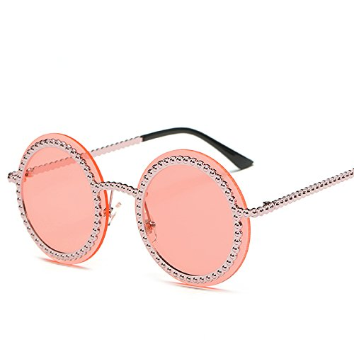 Sol Clásicas De Moda De Sol Unisex De Nuevas Pinkboxmarinered Gafas De Estilo PinkBoxMarineRed Retro Populares Gafas wgSpOqz