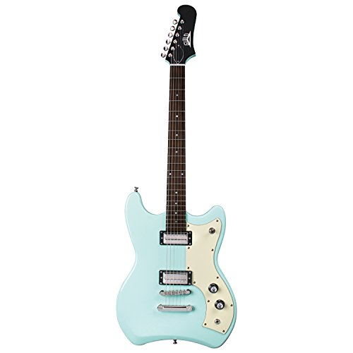 Guild S-50 Jetstar Solid Body Electric Guitar Sea Foam Green