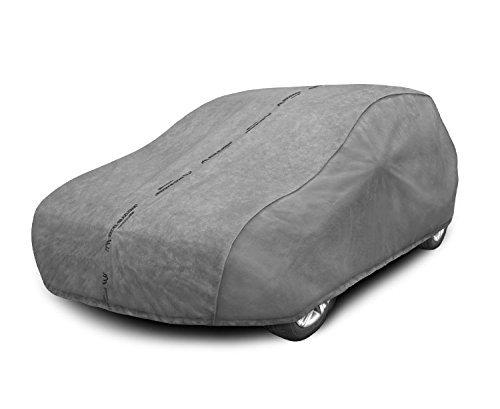 DKMOTO s1hatchback Heavy Duty Cubierta Protectora de Coche Resistente al Agua Transpirable Smart