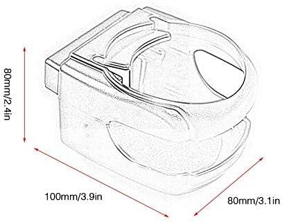 Support pour bouteille deau Support portable pour sortie dair Kurphy Porte-gobelet universel pour voiture