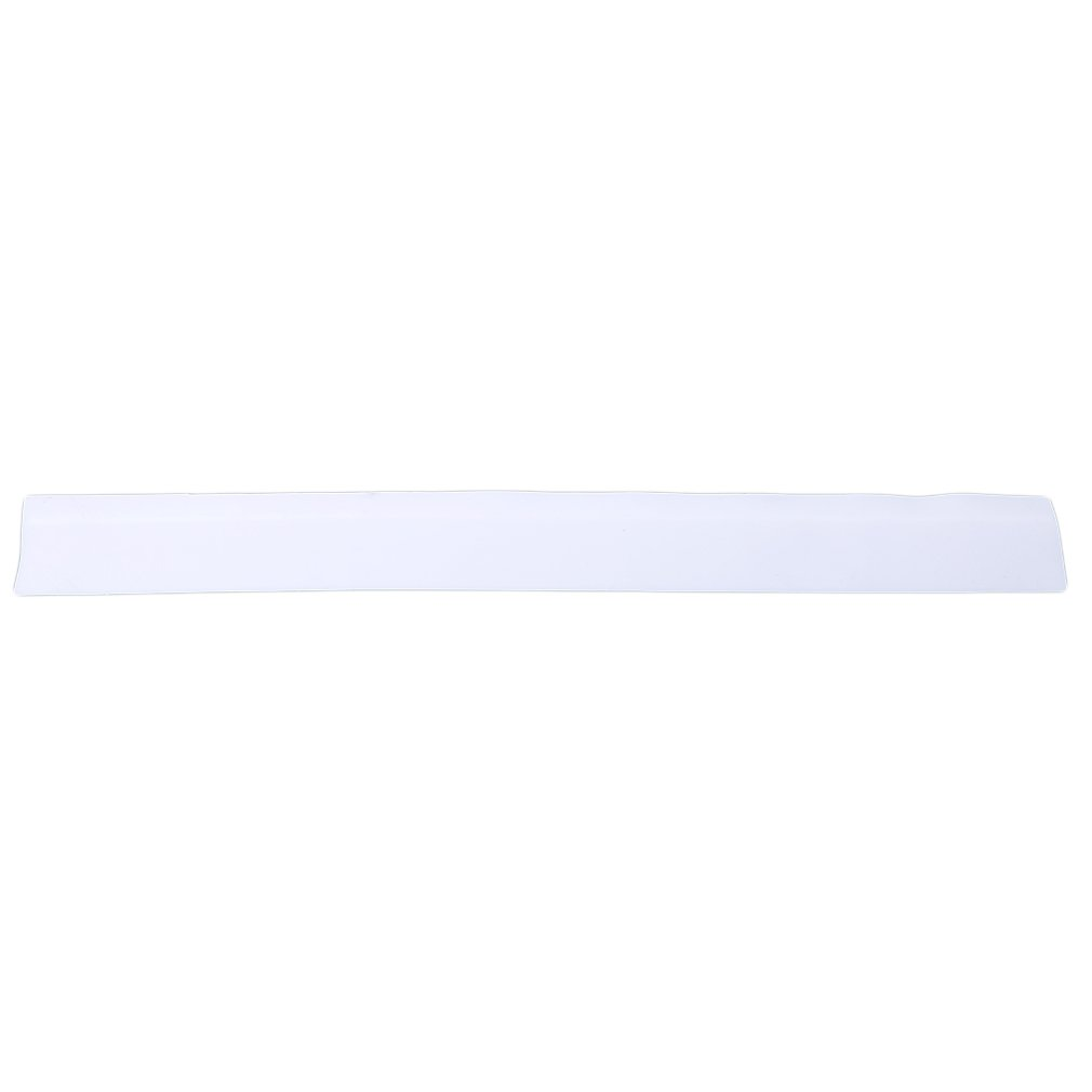 Yinew Kitchen Silicone Stove Counter Gap Cover, Easy Clean Gap Filler, Great for Kitchen Stove Washing Machine Dryer Counters,White