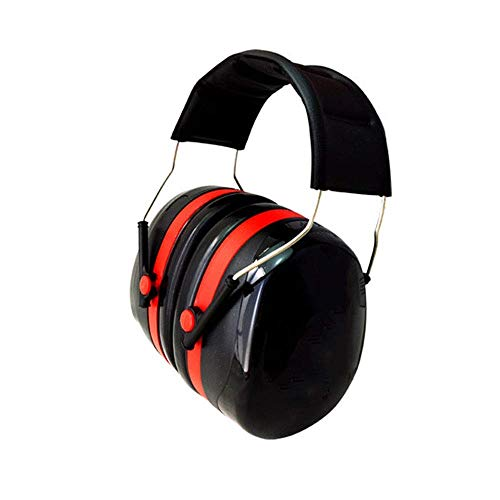 FS Professional Noise Reduction Earmuffs, Protective Earmuffs Sleeping Anti-noise Headphones Sleep Learning Industrial Noise Reduction Headphones Noise Reduction 30-35 Decibels by FSHEZ (Image #2)