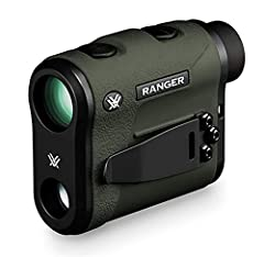Don't let the size of the Vortex Ranger 1800 Laser Rangefinder fool you. Vortex presents a new line of rangefinders that can range targets up to 1800 yards. The Vortex Ranger 1800 Laser Rangefinder has a range up to 1, 800 yards and is perfec...