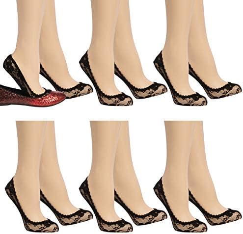 Anne Klein Floral Footie Ladies product image