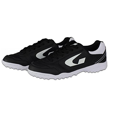low shipping fee sale online GEMS Men's Gymnastics Shoes Black / White discount Manchester sale classic 545alDI