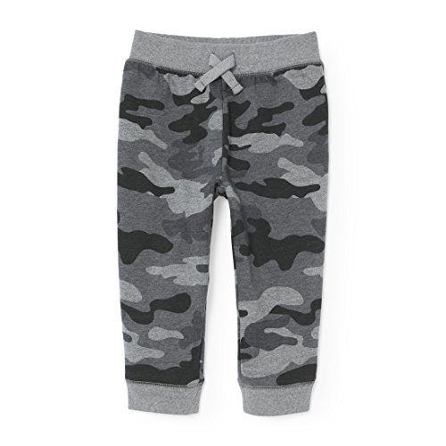 The Children's Place Boys' Chase Camo Jogger, H/T Hound 92153, 18-24MONTH