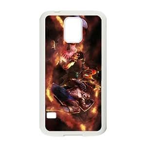 samsung_galaxy_s5 phone case White Lee sin HUI4588493