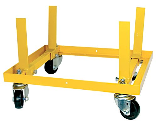 Performance Tool W41037 Rolling Engine Stand with Straps - 750 lb. Capacity - 750 Lb Engine Stand
