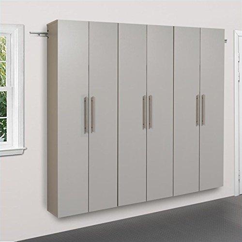 24 in. Storage Cabinet - Set of 3