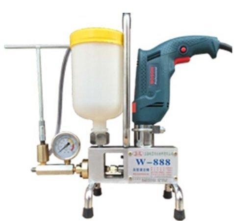 Welljoin Grouting Machine Grouting Injection Pump High Pressure Leak Stoppage Machine by well join