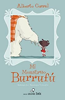 Mi Monstruo Burrufu (Spanish Edition)