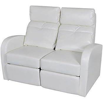 Amazon.com: Sofá de 3 plazas color negro, 35.2 x 13.2 x 16.0 ...