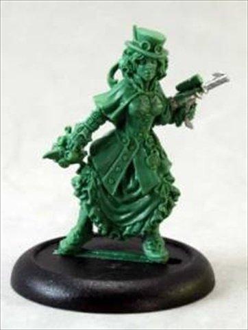 Reaper Miniatures 50304 Chrono Rowena Van Graaf by Reaper Miniatures