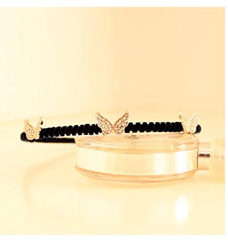 Generic Toot Korean jewelry gold twist velvet diamond peach heart / crown tiara tiara / bow / snowflake ultra-fine hair bands headband (Diamonds Heart Necklace Ultra)