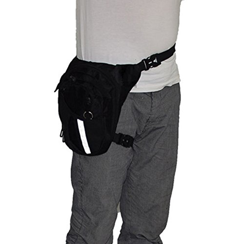 HYLong Canvas Bag Hip Bum Waist Thigh Drop Leg Bag Travel Hiking Motorcycle Riding New