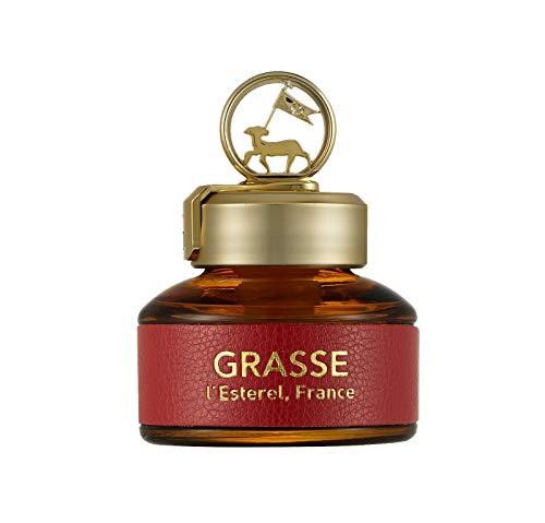 Bullsone Luxury Car Perfume/100% Natural Car Air Freshener - Grasse L'Esterel_Bulgarian Rose