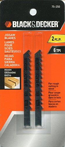 Black & Decker Wood Jigsaw - 9