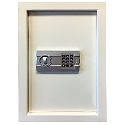 Sportsman Series WLSFB Wall Safe with Electronic LOCK, Beige,