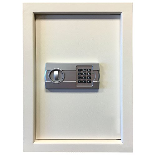 Sportsman Series WLSFB Wall Safe with Electronic Lock, Beige, ()