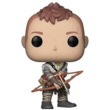 Amazon.com: Funko Pop! Games: God of War - Kratos & Arteus ...