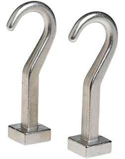 Superbe J.K. Adams 4 Inch Pot Hooks For Pot Rack, Set Of 2