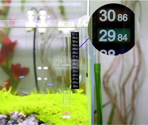 FiedFikt Digital Thermometer,Adhesive Strip Stick On
