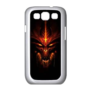 Samsung Galaxy S3 9300 Cell Phone Case White Diablo FCY Harley Davidson Cell Phone Cases