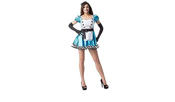 YyiHan Cosplay Disfraz, Alicia en el país de Las Maravillas del ...