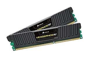 Corsair Vengeance 16GB (2 x 8GB) DDR3 1600 MHz (PC3 12800) Desktop Memory CML16GX3M2A1600C9