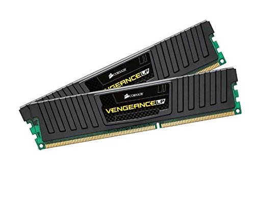 Memoria RAM 16GB Corsair CML16GX3M2A1600C9 Vengeance (2 x 8GB) DDR3 1600 MHz (PC3 12800) 1.5v