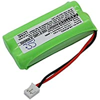 Replacement Battery 650mAh Rechargeable Battery for Universum SL15
